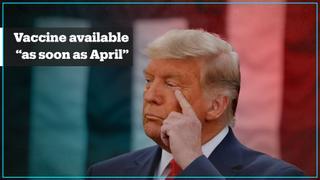 Trump's 'Warp Speed' press conference