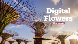 Breath / Bless Project at Gardens by the Bay