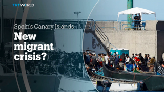 SPAIN'S CANARY ISLANDS: New migrant crisis?
