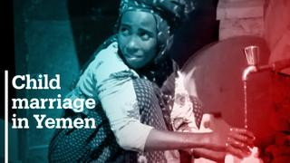 United Nations says child marriages are increasing in Yemen