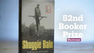 2020 Booker Prize Winner