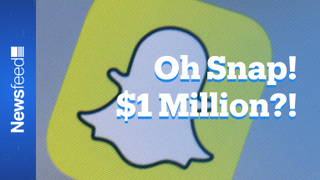 Snapchat is dishing out $1m for the best clips