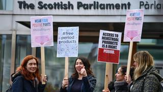 Scotland becomes first nation to make sanitary products free | Money Talks