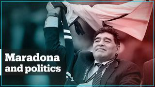 The Politics of Diego Maradona