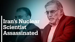 Killing of Iranian nuclear scientist threatens to heighten tensions