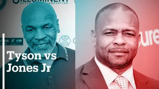 Tyson vs Jones Jr: Iconic boxing figures to face off in Los Angeles
