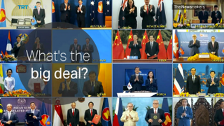 Asia-Pacific Trade Deal