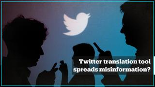 Does the Twitter translation tool manipulate tweets?