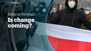 BELARUS PROTESTS: Is change coming?