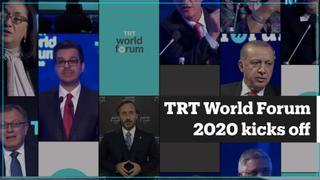 TRT World Forum 2020 kicks off online due to pandemic