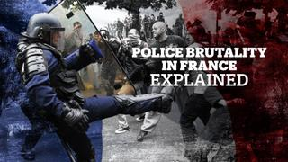 Is France's police force racist?