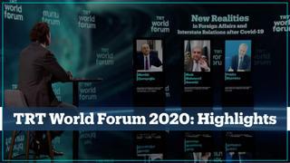 Highlights of TRT World Forum 2020