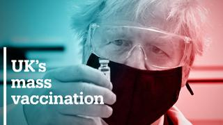 UK getting ready for mass vaccination
