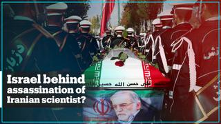 Senior US official claims Israel is behind the assassination of Iranian scientist – report