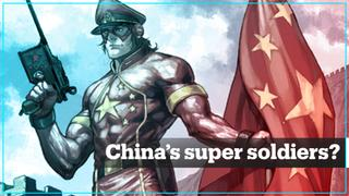 US official says China wants to create super soldiers