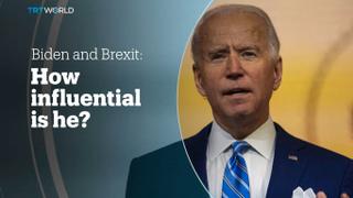 BREXIT & BIDEN: How influential is he?