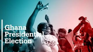 Ghana heads for tight presidential election