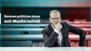 German politician Helge Lindh slams anti-Muslim hatred
