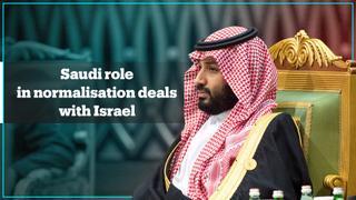 Saudi Arabia took part in Israel-Morocco normalisation deal – report