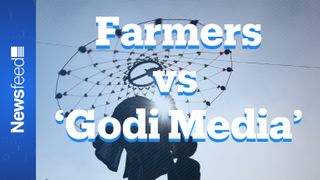 Indian farmers are taking on 'Godi Media' and disinformation