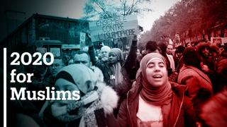 2020: Millions of Muslims negatively affected by Islamophobia