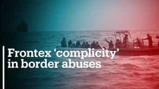 EU border force Frontex accused of migrant pushback cover up