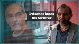 Syrian man comes face to face with his torturer in Germany