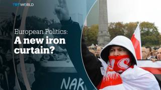 European politics: A new iron curtain?