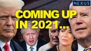 2021: Biden, Brexit, & Ghislaine Maxwell's trial