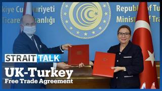 UK-Turkey Free Trade Deal