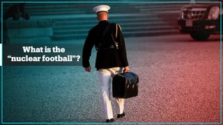 What is the 'nuclear football'?