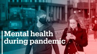Living through pandemic affects mental well-being of many