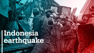 At least 35 killed in magnitude 6.2 quake in West Sulawesi