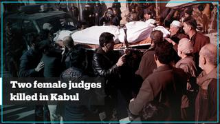 Gunmen kill two female judges in Afghan capital
