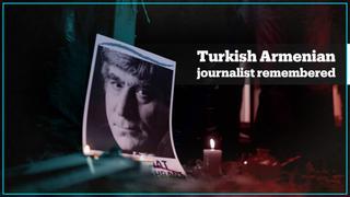 Turkish Armenian journalist Hrant Dink remembered