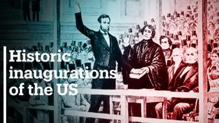 Historic presidential inaugurations in the US