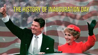 The history of Inauguration Day