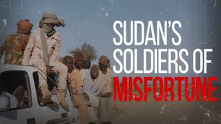 EXCLUSIVE - From Darfur to Khartoum: Inside the recruitment of Sudanese forced mercenaries