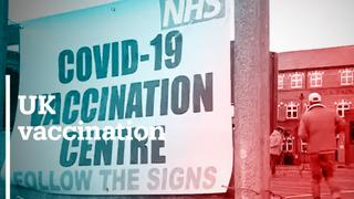 UK aims to vaccinate 14M people by mid-February