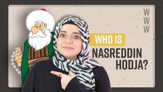 Who was the witty and wise Turkish folk hero Nasreddin Hodja?