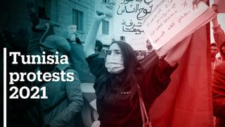 Rallies against police brutality and repression turn violent in Tunisia