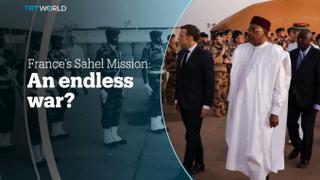 FRANCE'S SAHEL MISSION: An endless war?