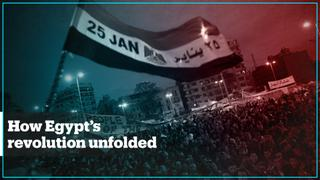 How Egypt's 'lost revolution' unfolded