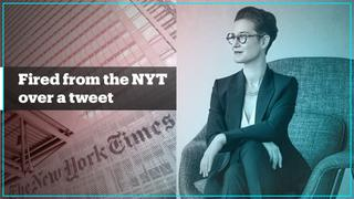 New York Times fires editor over tweet