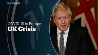 COVID-19 IN EUROPE: UK CRISIS