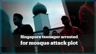 Singapore detains teenager for Christchurch-inspired mosque attack plot