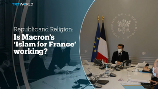 Republic and religion: Is Macron's 'Islam for France' working?