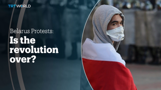 BELARUS PROTESTS: Is the revolution over?