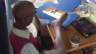 Kenyan inventors develop robotic arm to assist amputees | Money Talks