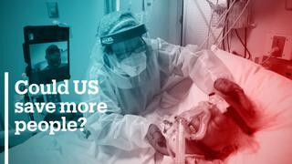 US on brink of half million Covid deaths